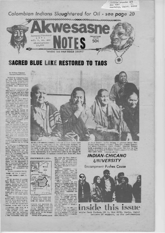 Akwesasne 1971 Volume 3 Number 1.pdf