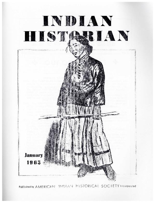 The Indian Historian, Jan. 1965, V2, N1.pdf