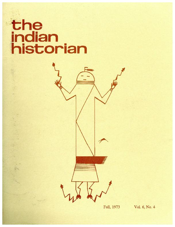 The Indian Historian, Fall 1973, V6, N4.pdf