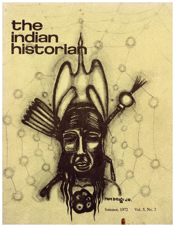 The Indian Historian, Summer 1972, V5, N2.pdf