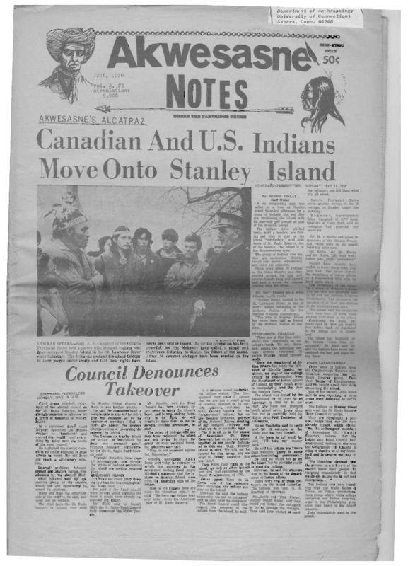 Akwesasne 1970 Volume 2 Number 3.pdf