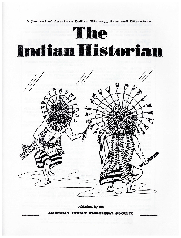 The Indian Historian, Apr. 1966, V3, N4.pdf