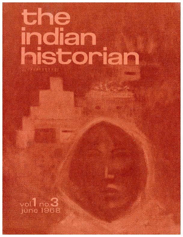The Indian Historian, June 1968, V1, N3.pdf