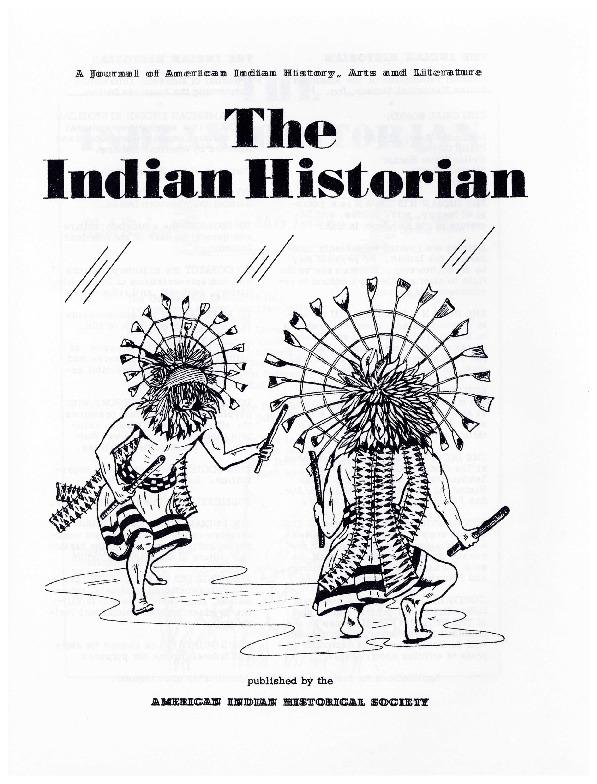 The Indian Historian, May 1967, V4, N2.pdf