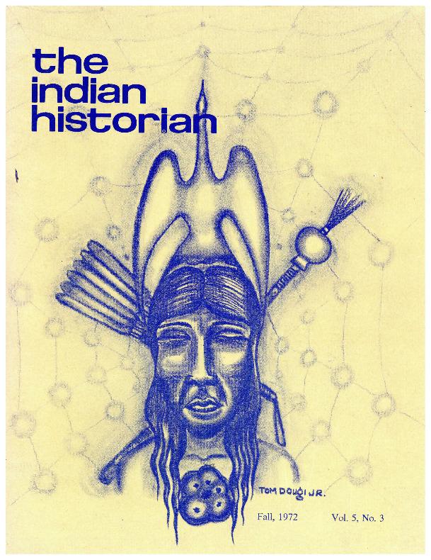 The Indian Historian, Fall 1972, V5, N3.pdf
