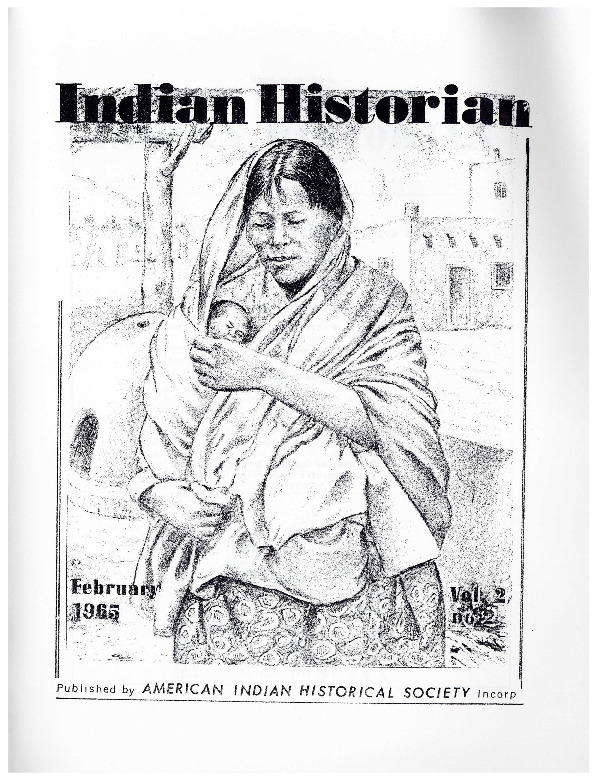 The Indian Historian, Feb. 1965, V2, N2.pdf