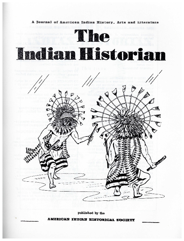 The Indian Historian, Feb 1966, V3, N2.pdf