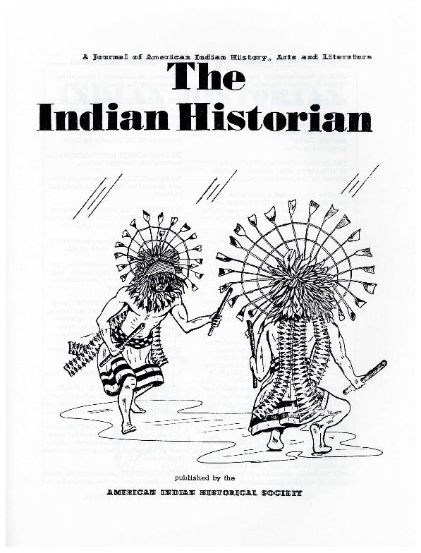 The Indian Historian, Oct. 1966, V3, N8.pdf